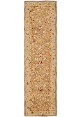 Safavieh AN522B Tan Ivory