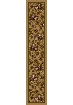 Milliken Floral Lace 8548 Maize 4306