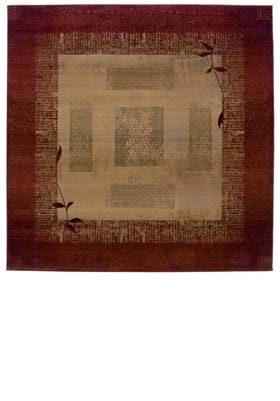 Oriental Weavers 544X1 Red Beige