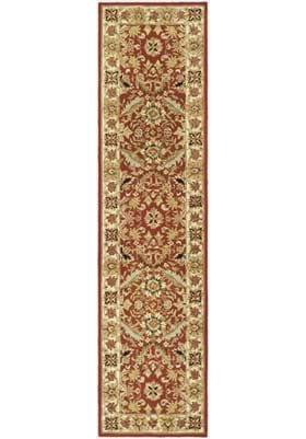 Safavieh HK157A Red Ivory