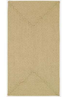 Capel Manteo Tan Hues Concentric Rectangle