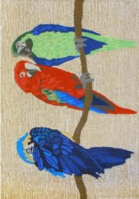 Trans Ocean Parrots 149244 Bright