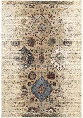 Oriental Weavers 28W Ivory Blue