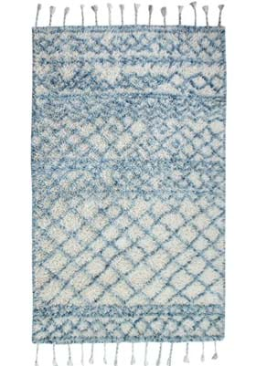 Dynamic Rugs 68332 500 Blue