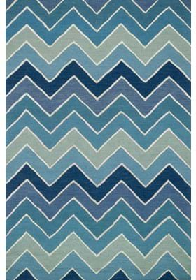 Loloi Rugs PC-14 Blue Multi