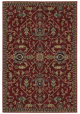 Oriental Weavers 531R Red
