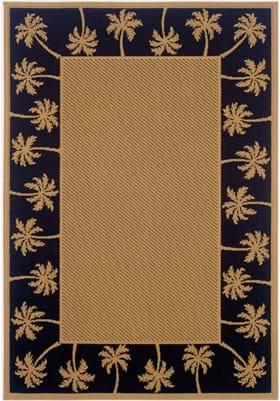 Oriental Weavers 606K5 Black