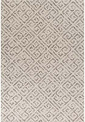 KAS Greek Key 7433 Taupe