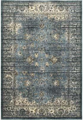Oriental Weavers 114L Blue Ivory