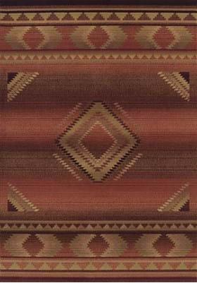 Oriental Weavers 1506C Red Beige