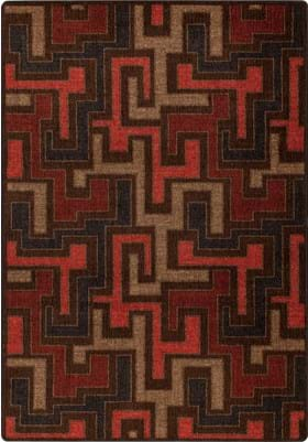 Milliken Junctions Red Umber