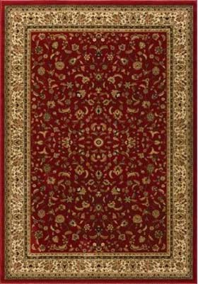 Central Oriental American Sarouk 4341 Red
