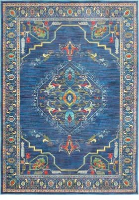 Oriental Weavers 564B Blue Multi