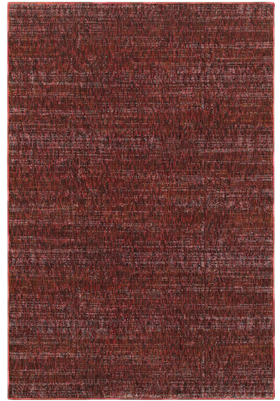 Oriental Weavers 8033K Red Rust