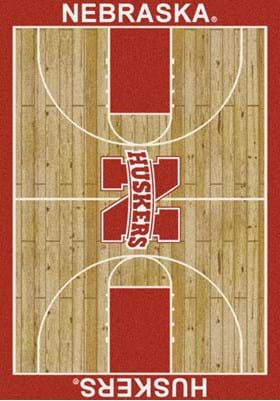 Milliken University of Nebraska Home Court 1230