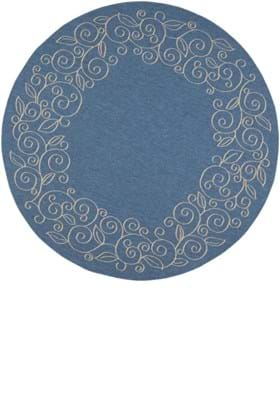 Safavieh CY5139C Blue Beige