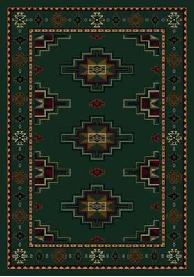 Milliken Prairie Star 4886 Emerald 11000