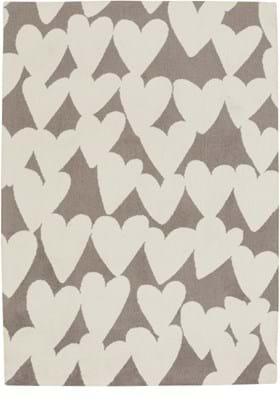 Capel Hearts Silver