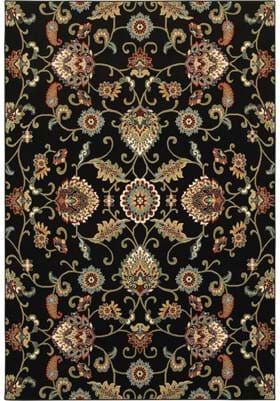 Oriental Weavers 9946K Black Multi