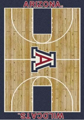 Milliken University of Arizona Home Court 1012