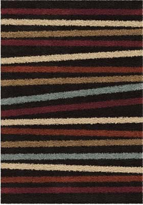 Orian Rugs Belly Band 3718 Multi