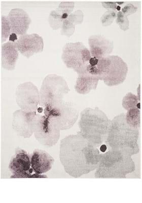 Safavieh ADR123L Ivory Purple