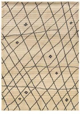 Oriental Weavers 1442H Ivory Brown
