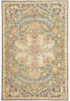 Oriental Weavers 28401 Green