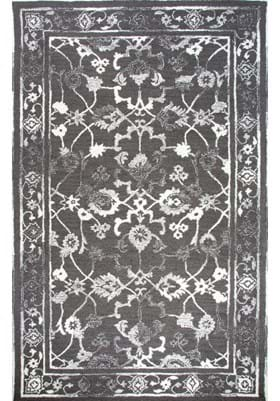 Dynamic Rugs 88802 919 Charcoal Ivory