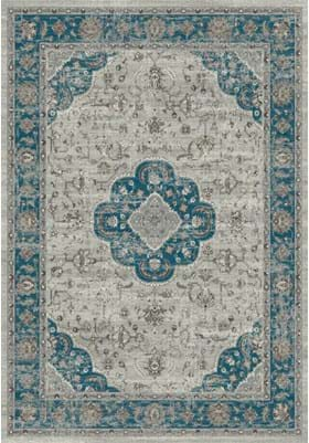 Dynamic Rugs 88910 5989 Grey Blue