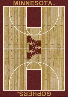 Milliken University of Minnesota Home Court 1185