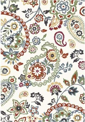 Dynamic Rugs 32099 6369 Cream Multi