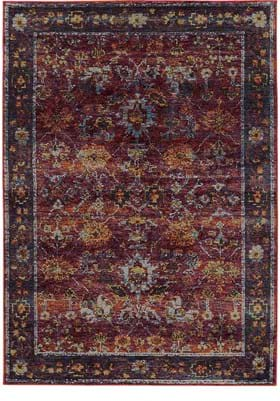 Oriental Weavers 7153A Red