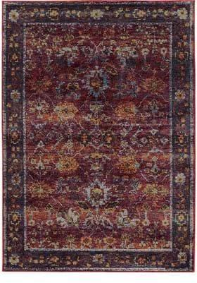 Oriental Weavers 7153A Red