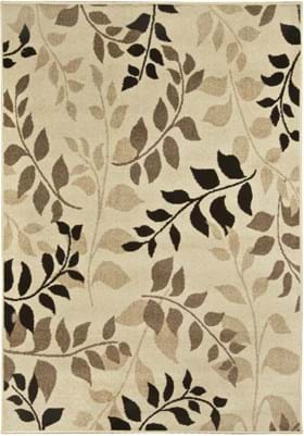 Orian Rugs Olive Groove 1804 Driftwood