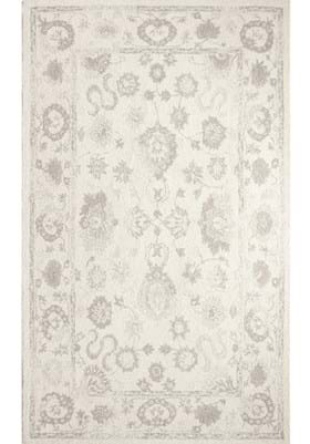 Dynamic Rugs 88800 106 Ivory Silver