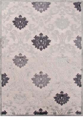 Jaipur Glamorous FB81 Light Gray Plum Kitten