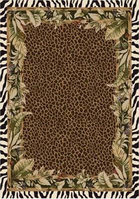 Milliken Jungle Safari 4559 Emerald 11000