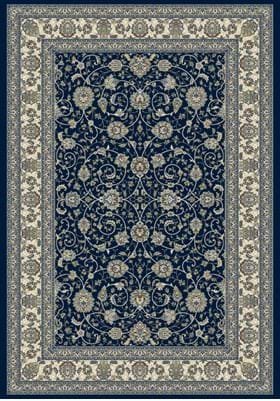 Dynamic Rugs 57120 3464 Blue Ivory