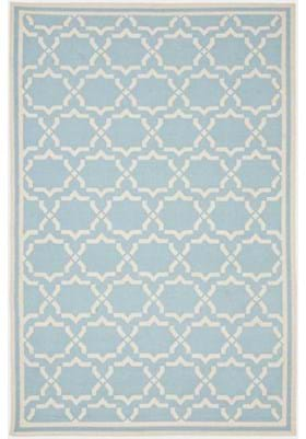 Safavieh DHU545B Light Blue Ivory