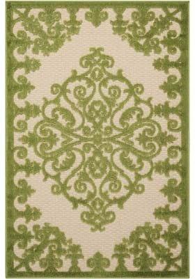 Nourison ALH12 Green