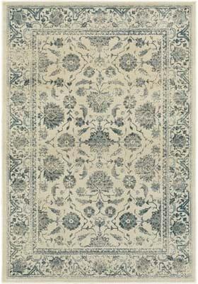 Oriental Weavers 7909A Ivory Blue