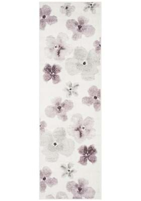 Safavieh ADR123L Ivory Purple