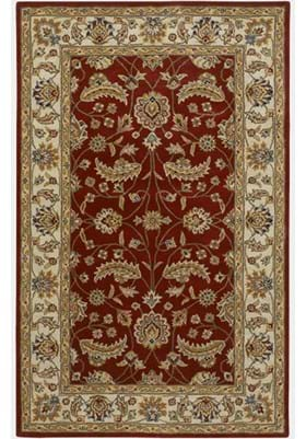 Surya CAE-1022 Red Ivory