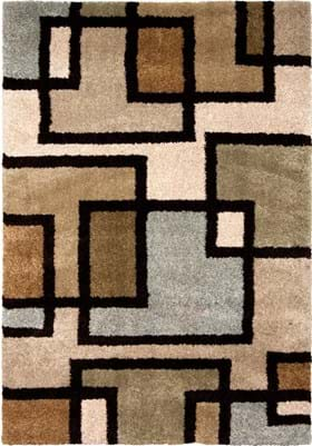 Orian Rugs Huffing 1601 Bisque