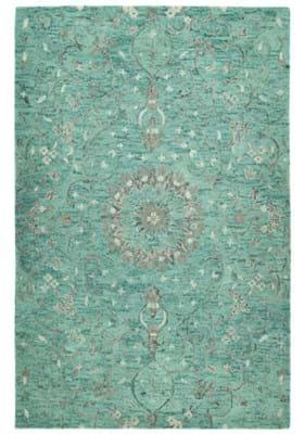 Kaleen CHA01 78 Turquoise
