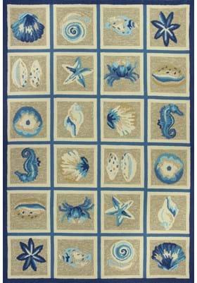 KAS Oceana 2528 Beige Blue