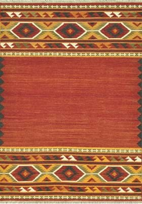 Loloi Rugs IA-01 Red Gold