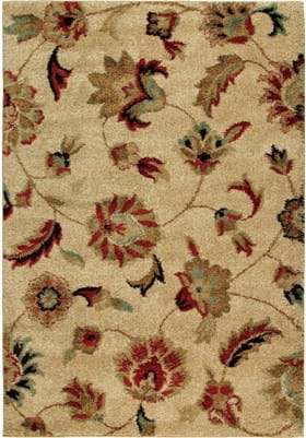 Orian Rugs London 1621 Bisque