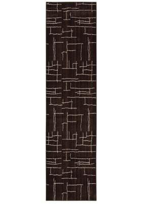 Oriental Weavers 8022N Brown Ivory